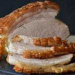 Ribbensteg i ovn – Sprænt ribbensteg – Nem opskrift